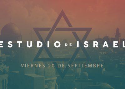 Noche de Estudio: Israel